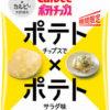 ポテトチップス ポテトサラダ味 を新発売!
